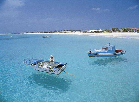 Kapverdské ostrovy dovolenka